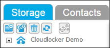 CloudLocker icon - restored