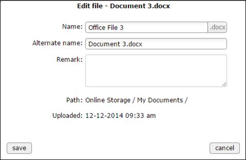 Edit file 2