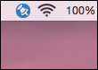 Menu bar Mac