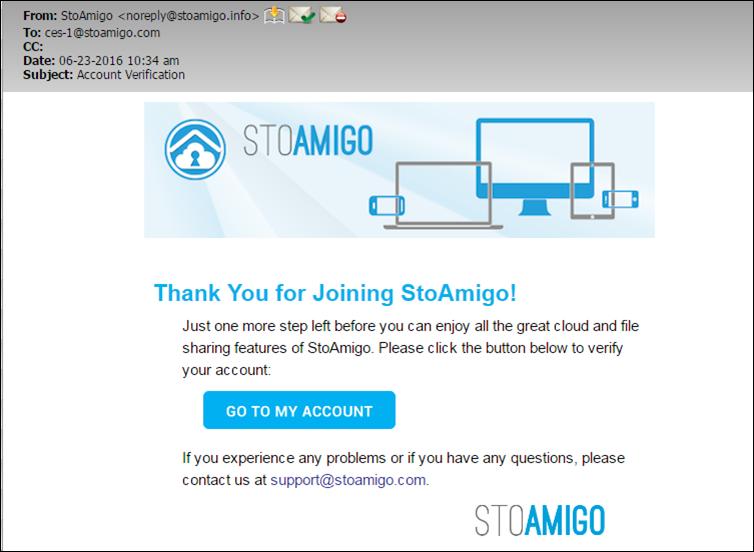 account registration (email verification) - web (6-23-16)