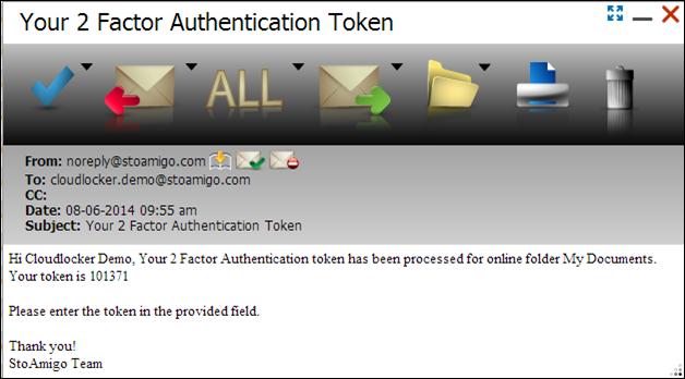 Slide 43 (token email)